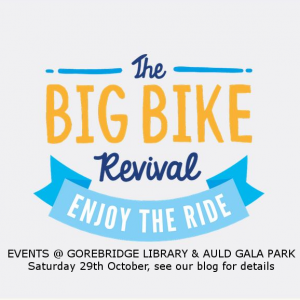Big Bike Revival Event 29th October