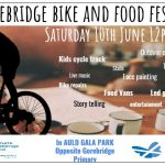 Food and Bike Festival (10th June)