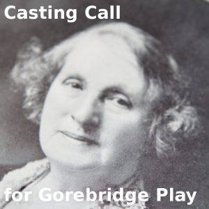 Casting Call for Gorebridge Play