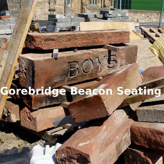 Outdoor Seating for Gorebridge Beacon