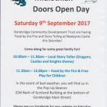 Midlothian Doors Open Day