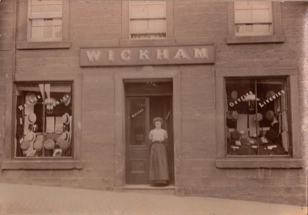 Wickham Shopfront