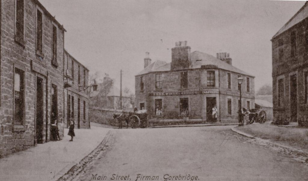 Clapperton's Corner