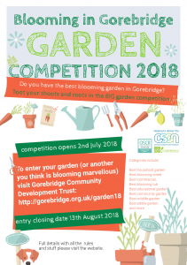 Blooming in Gorebridge (BIG) Garden Competion