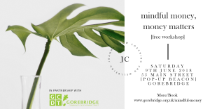 Mindful Money, Money Matters
