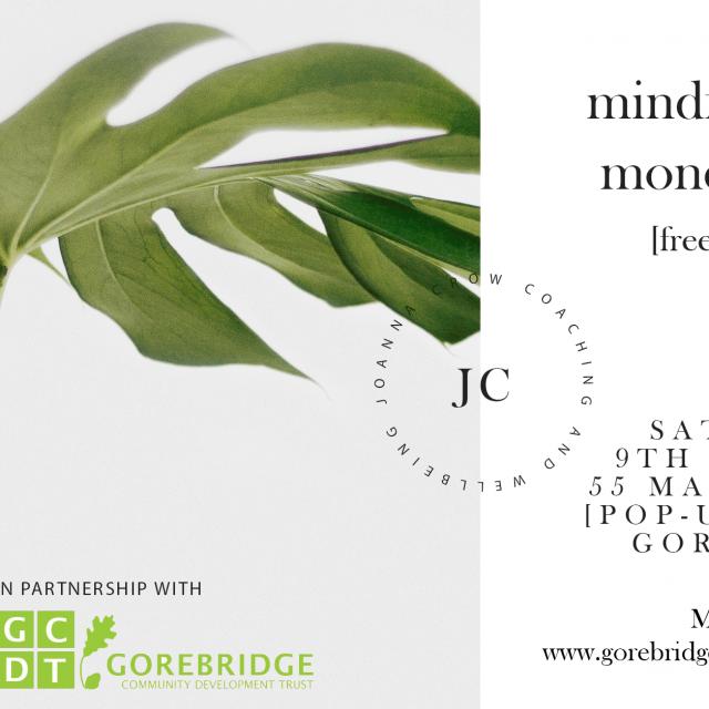 Mindful Money, Money Matters