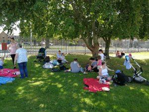 Summer family picnics are in full swing!