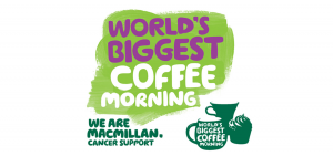 Join Us for the Worlds Biggest Coffee Morning