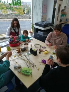 Magical creations with Woodland Wildlings