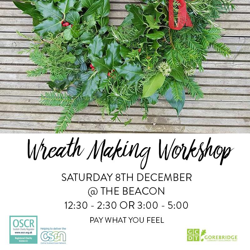 Wreath Making Workshops