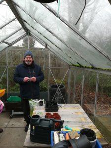 Newbyres Village Garden Project