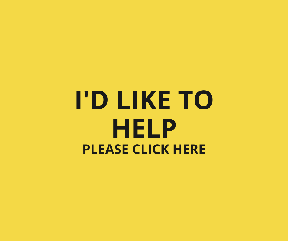 I would like to help